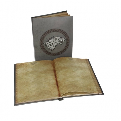 Game of Thrones - Notebook Lumineux Stark