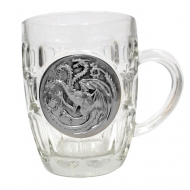 Game of Thrones - Chope Targaryen Metallic Logo