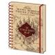 Harry Potter - Cahier à spirale A5 Marauders Map