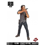 The Walking Dead - Figurine Deluxe Glenn Legacy Edition 25 cm