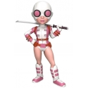 Marvel Comics - Figurine Rock Candy Gwenpool Summer Convention Exclusive 13 cm