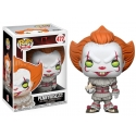Ca (It) - Figurine POP! Pennywise (with Boat) 9 cm