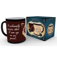 Harry Potter - Mug effet thermique I Solemnly Swear