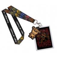 Five Nights at Freddy's - Dragonne avec porte-clés Freddy