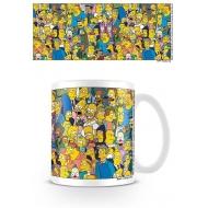 Simpsons - Mug Characters