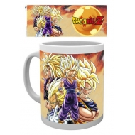 Dragon Ball Z - Mug Super Saiyans