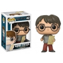 Harry Potter - Figurine POP! Harry Potter avec la carte du Marauders 9 cm