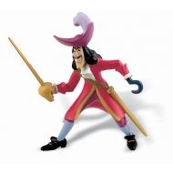 Peter Pan - Figurine Capitaine Crochet 10 cm