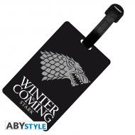 Game Of Thrones - Etiquette de bagage Stark