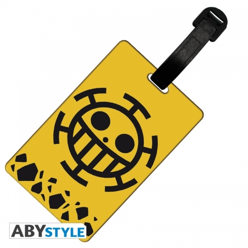 One Piece - Etiquette de bagage Trafalgar Law