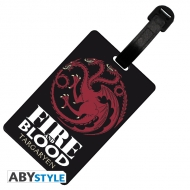 Game Of Thrones - Etiquette de bagage Targaryen