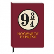 Harry Potter - Cahier A5 Platform 9 3/4