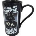 Star Wars - Mug Latte-Macchiato Dark Side