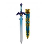 The Legend of Zelda Skyward Sword - Réplique plastique Epée Link´s Master Sword 66 cm