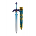 The Legend of Zelda Skyward Sword - Réplique plastique Epée Link´s Master Sword 66 cm
