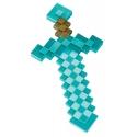 Minecraft - Réplique Epée Diamant 51 cm