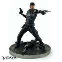 Deus Ex Mankind Divided - Statuette Adam Jensen 21 cm