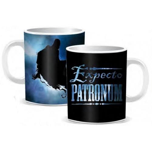 Harry Potter - Mug effet thermique Patronus