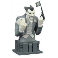 Batman The Animated Series - Buste Almost Got 'Im Joker Black & White SDCC 2016 Exclusive 15 cm