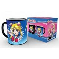 Sailor Moon - Mug effet thermique Moonstick