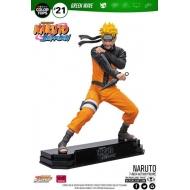 Naruto Shippuden - Figurine Color Tops Uzumaki 18 cm
