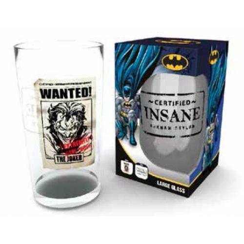 Batman - Verre Joker