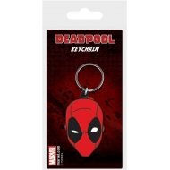 Marvel Comics - Porte-clés Deadpool Face 6 cm