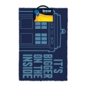 Doctor Who - Paillasson Tardis 40 x 60 cm