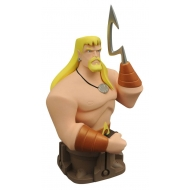 Justice League Animated - Buste Aquaman 19 cm