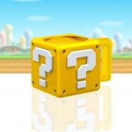 Super Mario - Mug Shaped Question Block
