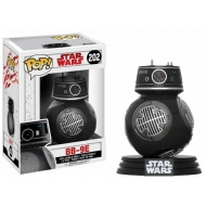 Star Wars Episode VIII - Figurine POP! Bobble Head BB-9E 9 cm