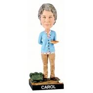 The Walking Dead - Figurine Bobble Head Carol 20 cm