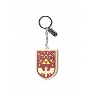 The Legend of Zelda - Porte-clés Hero's Shield 7 cm