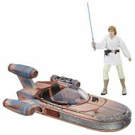 Star Wars Black Series - Véhicule 2017 Luke Skywalker's X-34 Landspeeder