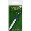 The Legend of Zelda - Porte-clés Master Sword 6 cm