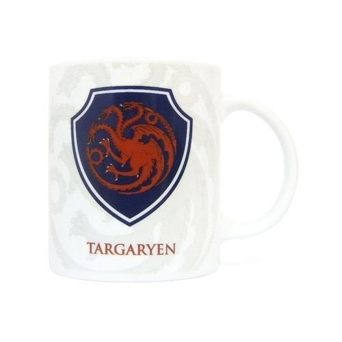 Game of Thrones- Mug en céramique Embléme Targaryen