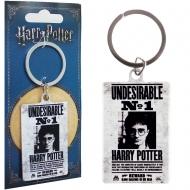 Harry Potter - Porte-clés métal Undesirable No. 1 6 cm