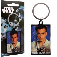 Star Wars - Porte-clés métal Obi Wan Kenobi 6 cm