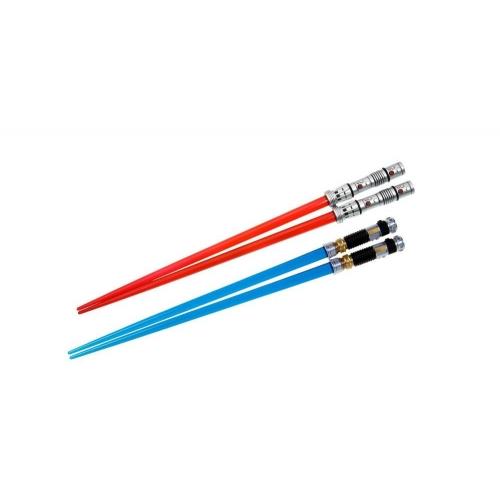 Star Wars - Pack baguettes sabres laser Darth Maul & Obi-Wan Kenobi