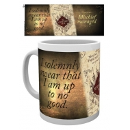 Harry Potter - Mug Marauders Map
