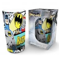 Batman - Verre Premium Comic Wrap