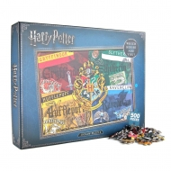 Harry Potter - Puzzle Houses