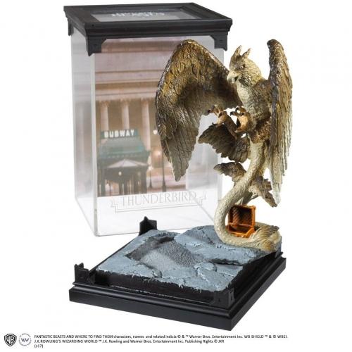 Les Animaux fantastiques - Statuette Magical Creatures Thunderbird 18 cm