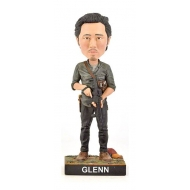 The Walking Dead - Figurine Bobble Head Glenn 20 cm