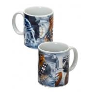 Star Wars Episode VIII - Mug céramique Droids