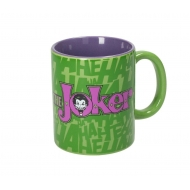DC Comics - Mug The Joker & Logo