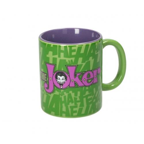 DC Comics - Mug The Joker & Logo
