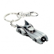 Batman 1989 - Porte-clés métal Batmobile 7 cm