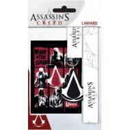 Assassins's Creed - Dragonne avec porte-clés Logo