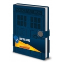 Doctor Who - Carnet de notes Premium A5 Tardis